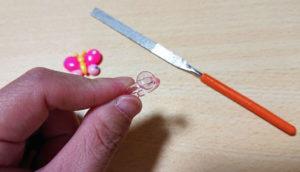子供用の指輪の作り方
